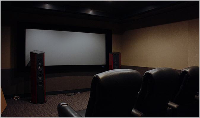 Custom Theater - Audio Exchange Richmond VA