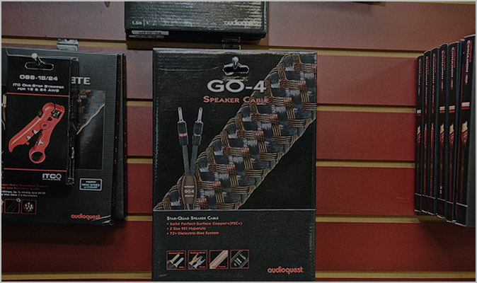 GO-4 Speaker Cable - Audio Exchange Richmond VA