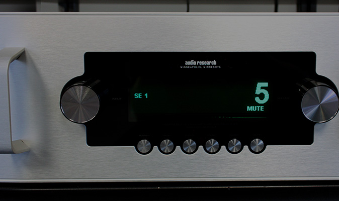 Audio Research Preamplifier Exchange Richmond Va
