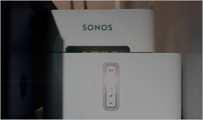 Sonos Music Streaming Receiver - Audio Exchange Richmond VA