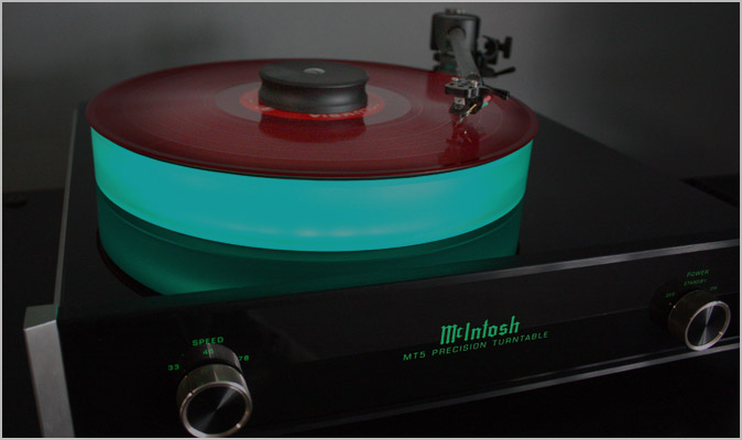 McIntosh Turntables - Audio Exchange Richmond VA