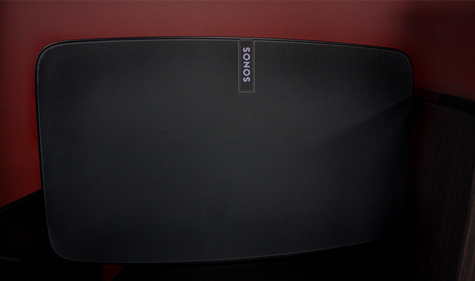 Sonos PLAY:5 Wireless Speaker - Audio Exchange Richmond VA