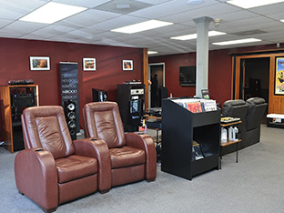Theater Seating, Speakers, Turntables, Amplifiers, Vinyl Records & Vinyl Accessories