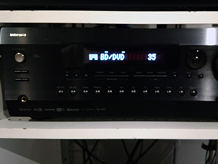 Integra A-V Receiver