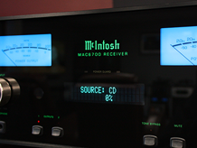 McIntosh Audio Receiver