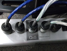 Cables in the Showroom