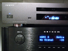Oppo CD Player