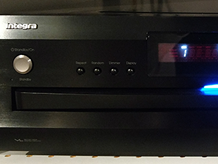 Integra CD Player