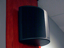 Mounted Speakers
