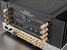 Integrated Amplifiers - McIntosh Integrated Amplifier