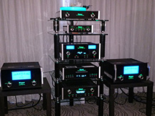 McIntosh Home Audio System
