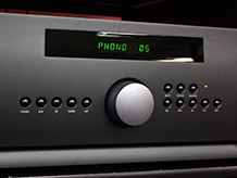 Arcam Solid State Amplifier