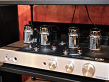 Rogue Audio Tube Amplifier