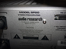 Audio Research Device