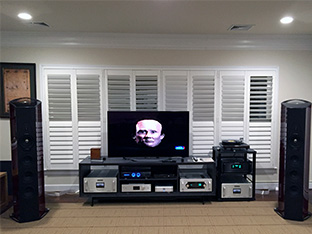 Complete Home Video and Audio System