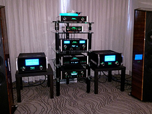 McIntosh Audio System